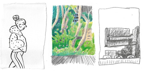 Drawing Workshop with Si Smith tickets