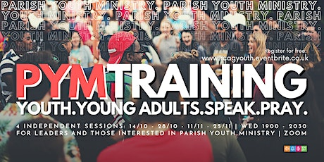 PYM Training - How to Put a Young Adult's Night Together tickets
