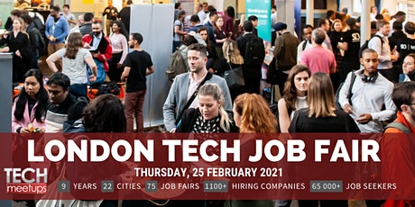 London Tech Job Fair by Techmeetups