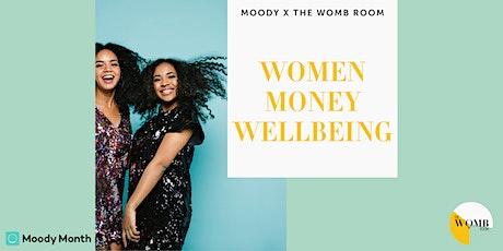 Women, Money, Wellbeing tickets
