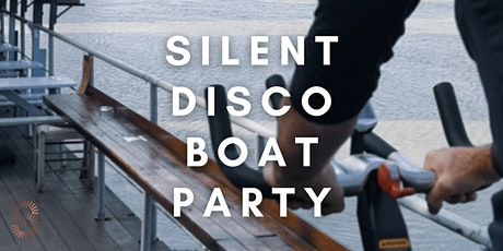 2h Silent Disco Boat Party tickets