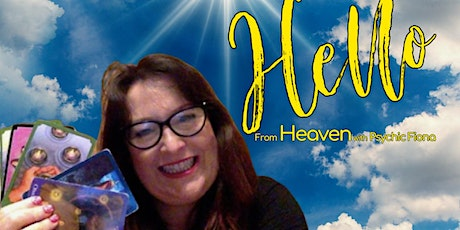 Hello from Heaven tickets