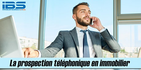 Formation prospection téléphonique en immobilier billets