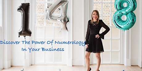 ThePower of Numerology To Elevate Your Business tickets
