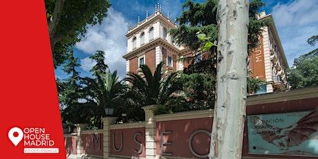 OHM2020 - Palacio Parque Florido Museo Lázaro Galdiano entradas