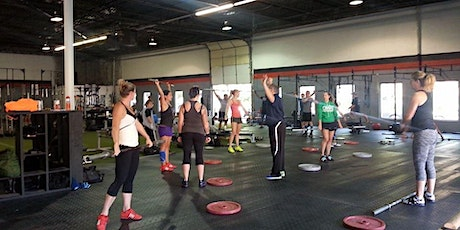 CrossFit 1075 Lake City Olympic Weightlifting Seminar tickets