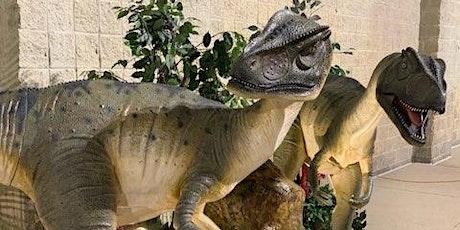 Jurassic Encounter | An Outdoor Dinosaur Exhibit tickets