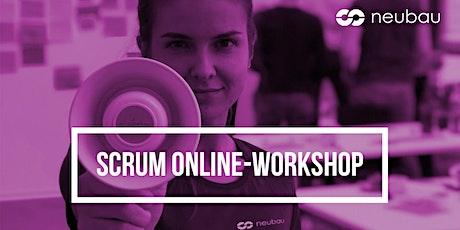 3-Tages Scrum Online Workshop - Produktentwicklung in der digitalen Ära Tickets