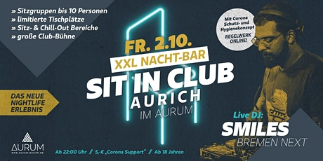 Sit In Club Aurich tickets