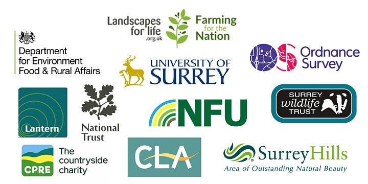 Surrey Hills Symposium 2020 - Making Space for Nature image
