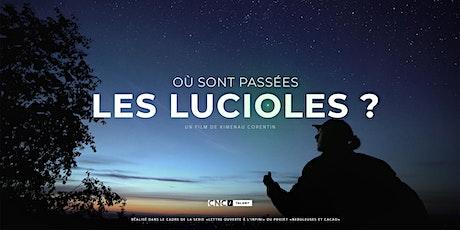 Le mois du film documentaire : Où sont passées les lucioles ? tickets