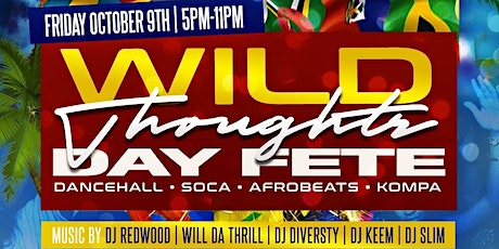 WILD THOUGHTS: DAY FETE tickets