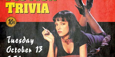 Pulp Fiction Trivia on Instagram LIVE tickets