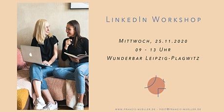 LinkedIn Workshop Tickets