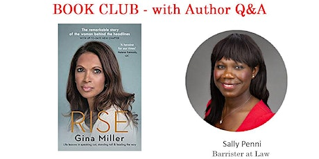 Women in the Law UK Book and Theatre Club - Gina Miller tickets