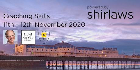 Shirlaws Coaching Skills tickets