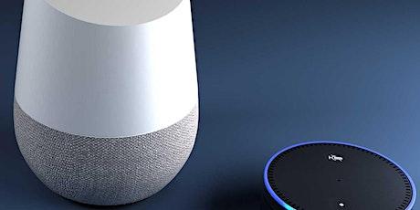 Alexa, Siri, Google: le informazioni online tra luci e ombre[evento ONLINE] biglietti