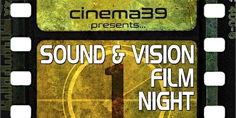 Sound & Vision Film Night: Queen & Slim tickets