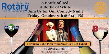Rotary Club of Branchburg Zoom Comedy Night tickets