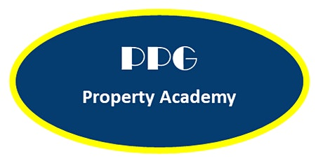 PPG Property Academy - September 2020 tickets