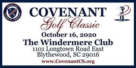 Covenant Golf Classic Tournament tickets