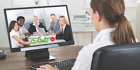 Video Interview Skills tickets