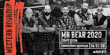 Mr Bear Perth 2020 Competition | Western Roundup Light 2020 tickets