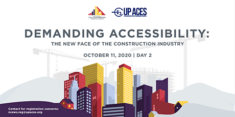 Demanding AcCEssibility: The New Face of the Construction Industry tickets