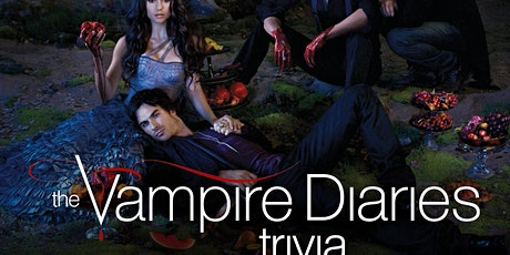 The Vampire Diaries Trivia on Instagram LIVE tickets