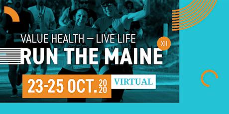 Run The Maine (virtual) 2020 tickets