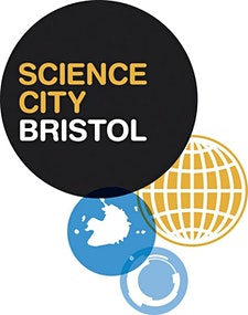 SCN: Science City Bristol Network logo