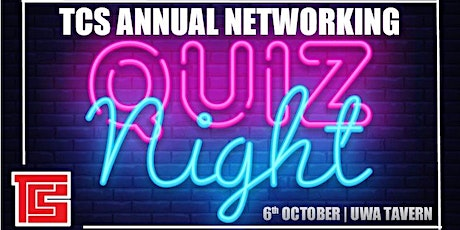 TCS Presents: Annual Networking Quiz Night tickets