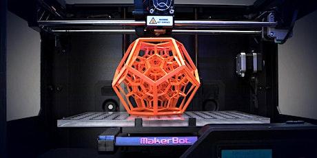 Abilitazione alla stampa 3D - GRATUITO! biglietti
