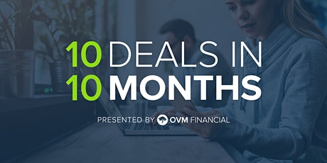 10 Real Estate Deals in 10 Months tickets