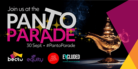 Panto Parade tickets