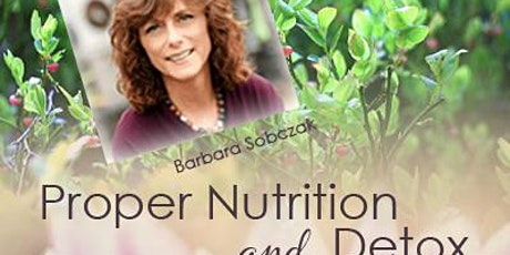 Supporting Immunity Naturally - Detox and Nutrition tickets