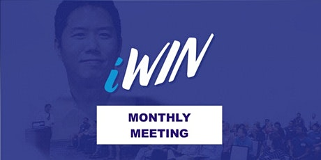 [iWIN Monthly Meeting] 24 OCT  2020 tickets