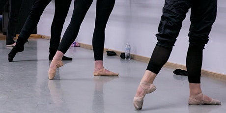 Adult Ballet at StudioBE tickets