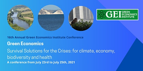 Survival Solutions: Climate, Biodiversity, Economy and Health (3 days) tickets