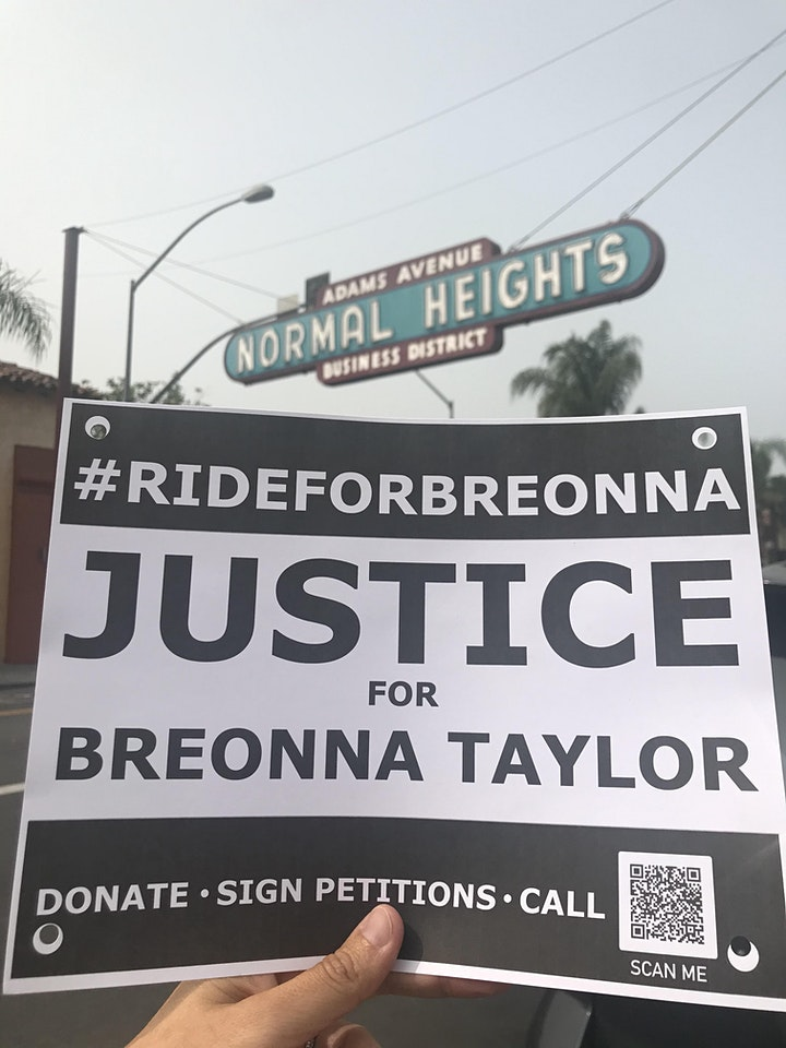 Unity for Breonna image