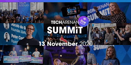 Techarenan Summit 2020 tickets
