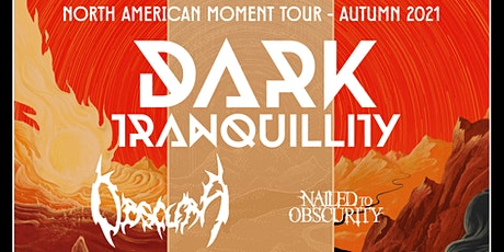 Dark Tranquility tickets