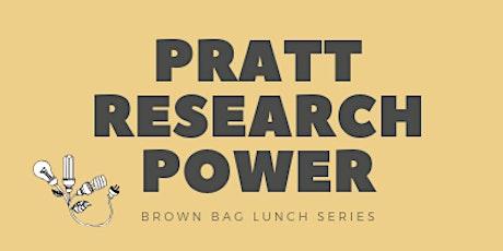 Pratt Research - Rebeccah Pailes-Friedman - Designing a Lunar Landing Pad tickets