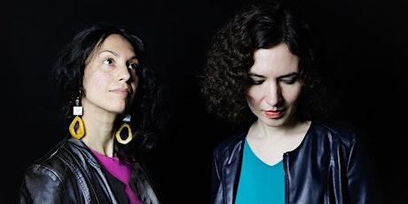 Duo UNRUH // Dina Bolshakova & Kaja Polivaeva // Violoncello & Klavier Tickets