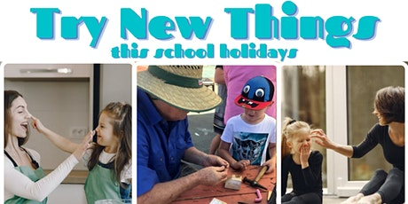 TNT for families : try new things tickets