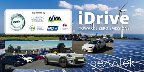 iDrive - Zero Emission Transport Conference, Exhibition and Seminars tickets