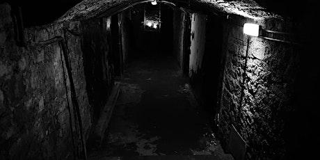 Niddry Street Vaults Ghost Hunt Edinburgh Scotland With Haunting Nights tickets