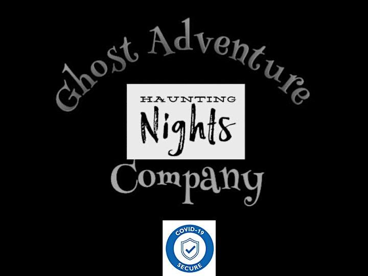 Niddry Street Vaults Ghost Hunt Edinburgh Scotland With Haunting Nights image