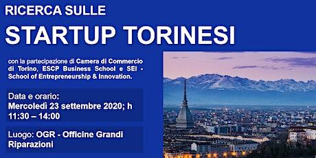 R.S.V.P. Ricerca sulle startup di Torino biglietti