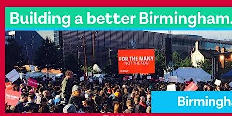 Birmingham Labour Group Open Meeting tickets